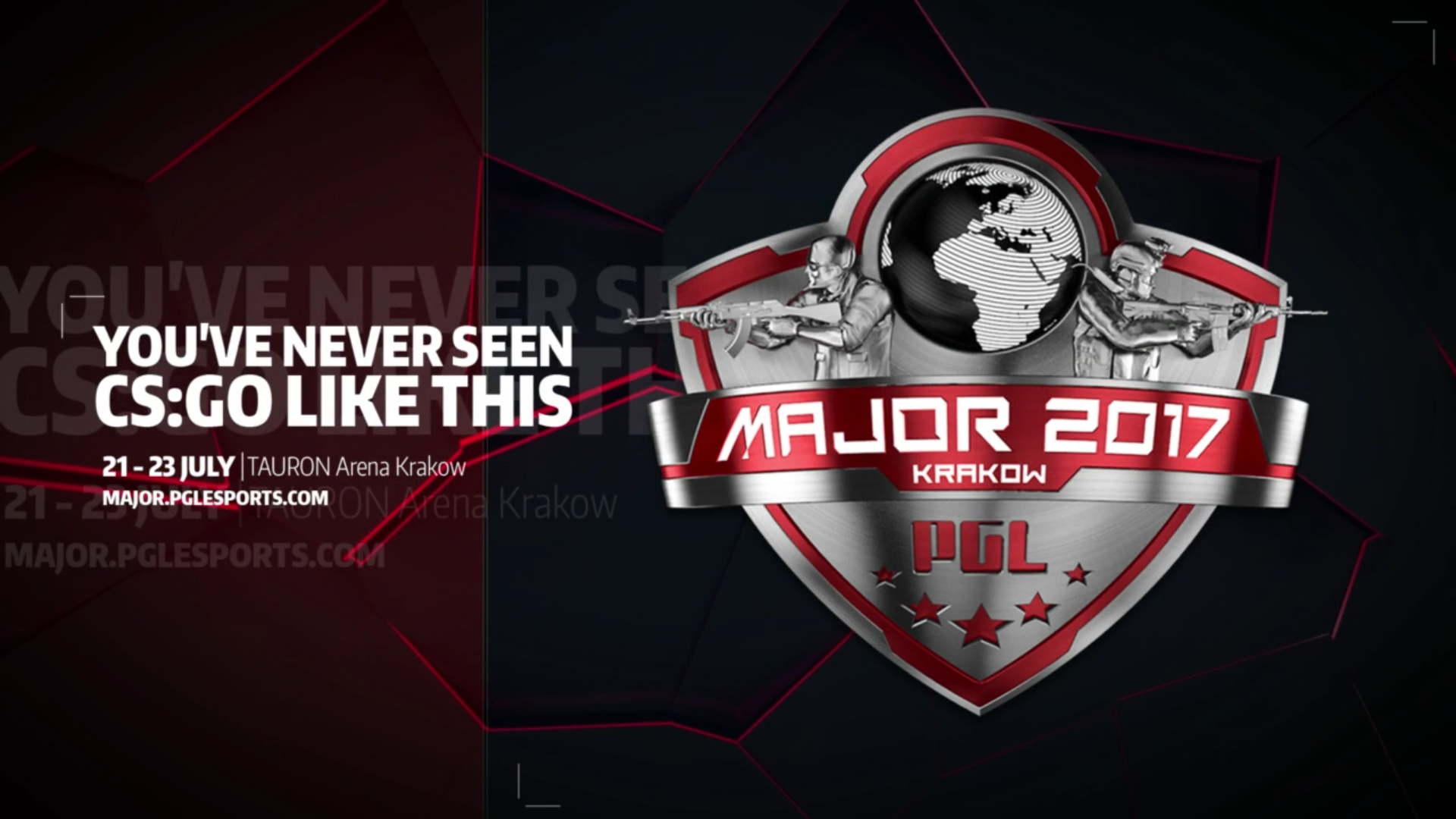 CS:GO Major Krakow
