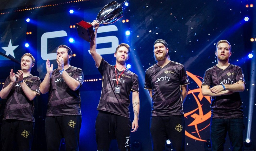 NiP Champions of SL i-League CS:GO StarSeries Season 2