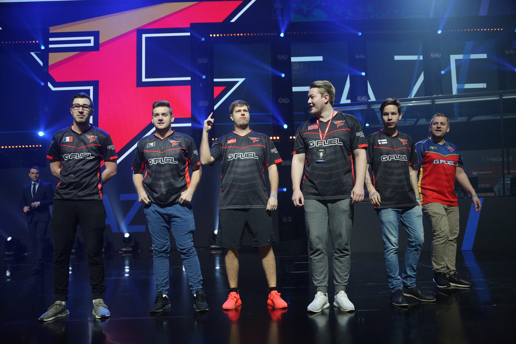 FaZe Clan SL i-League CS:GO StarSeries S3