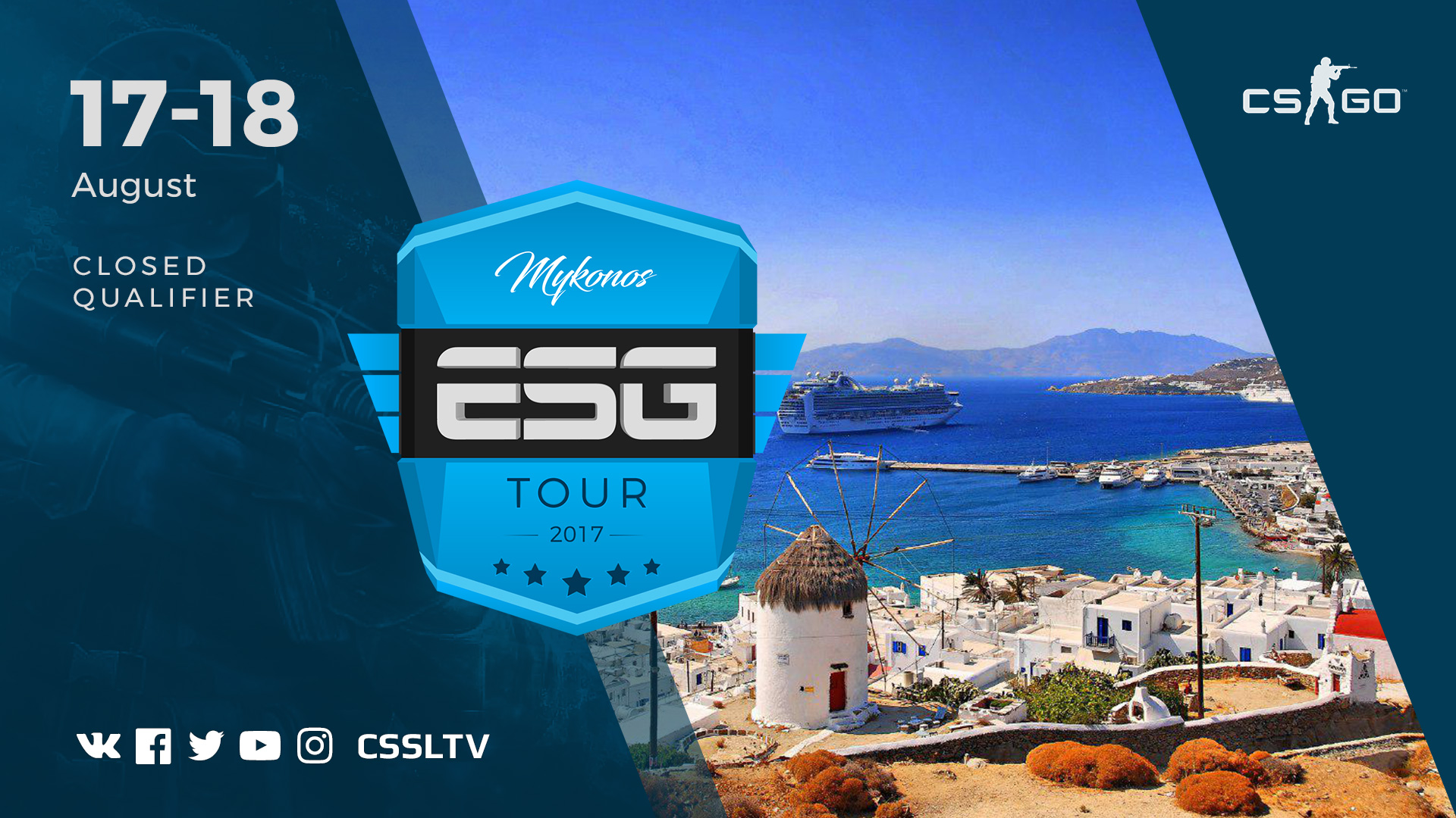 ESG Tour Closed Qualifier