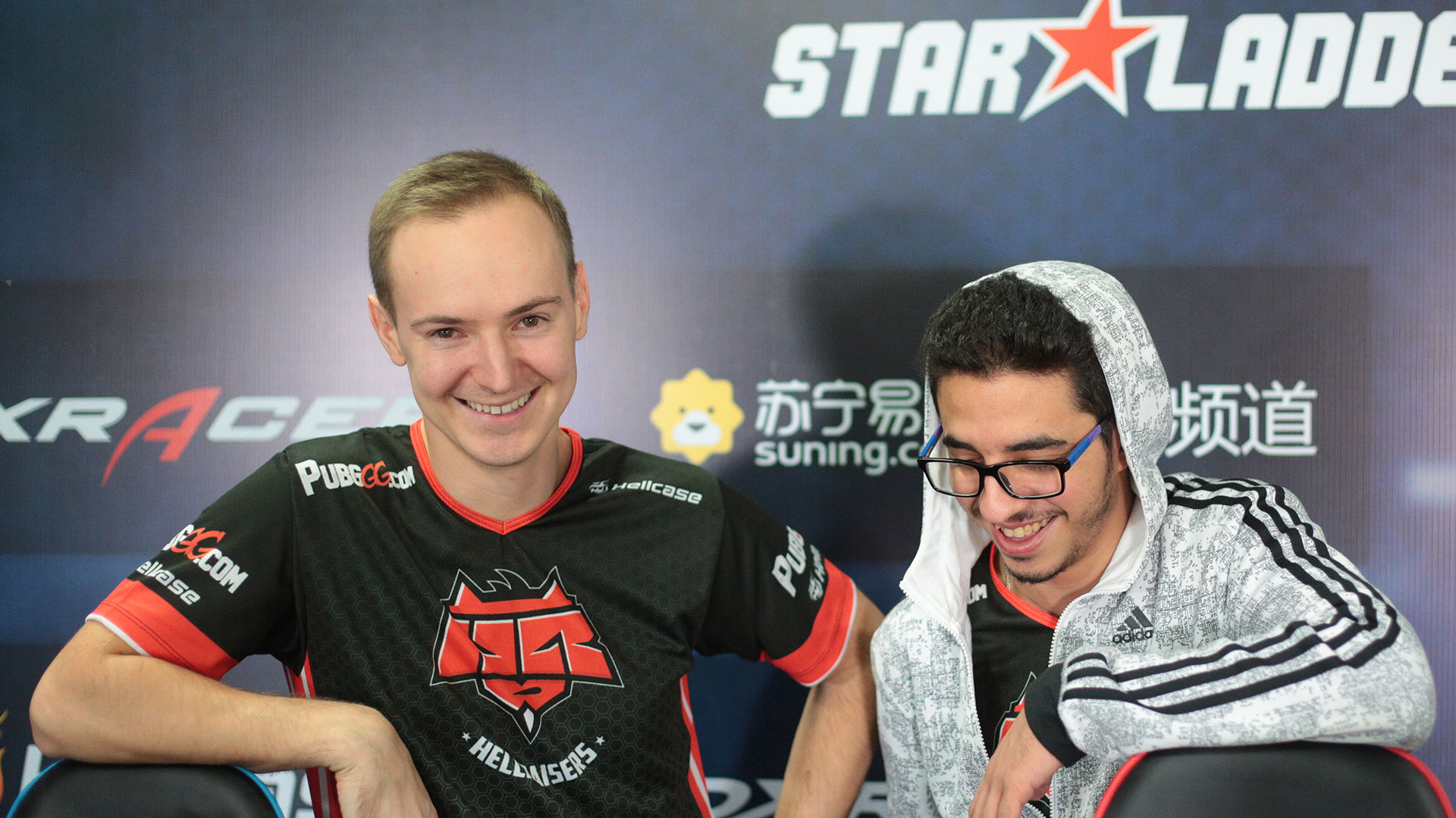 ISSAA and Johnta HellRaisers SL i-League Invitational Shanghai