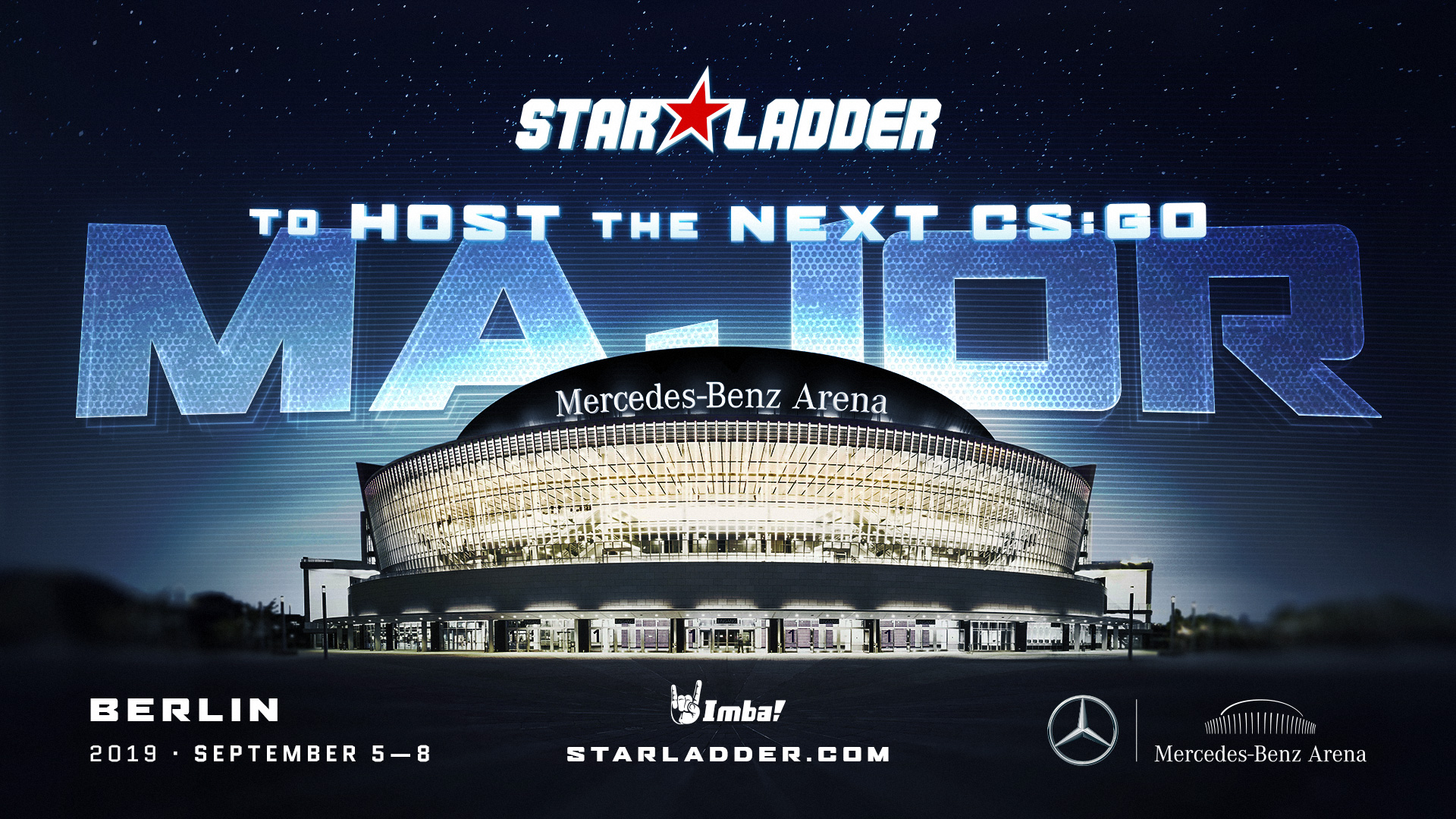 StarLadder Major Berlin CS:GO