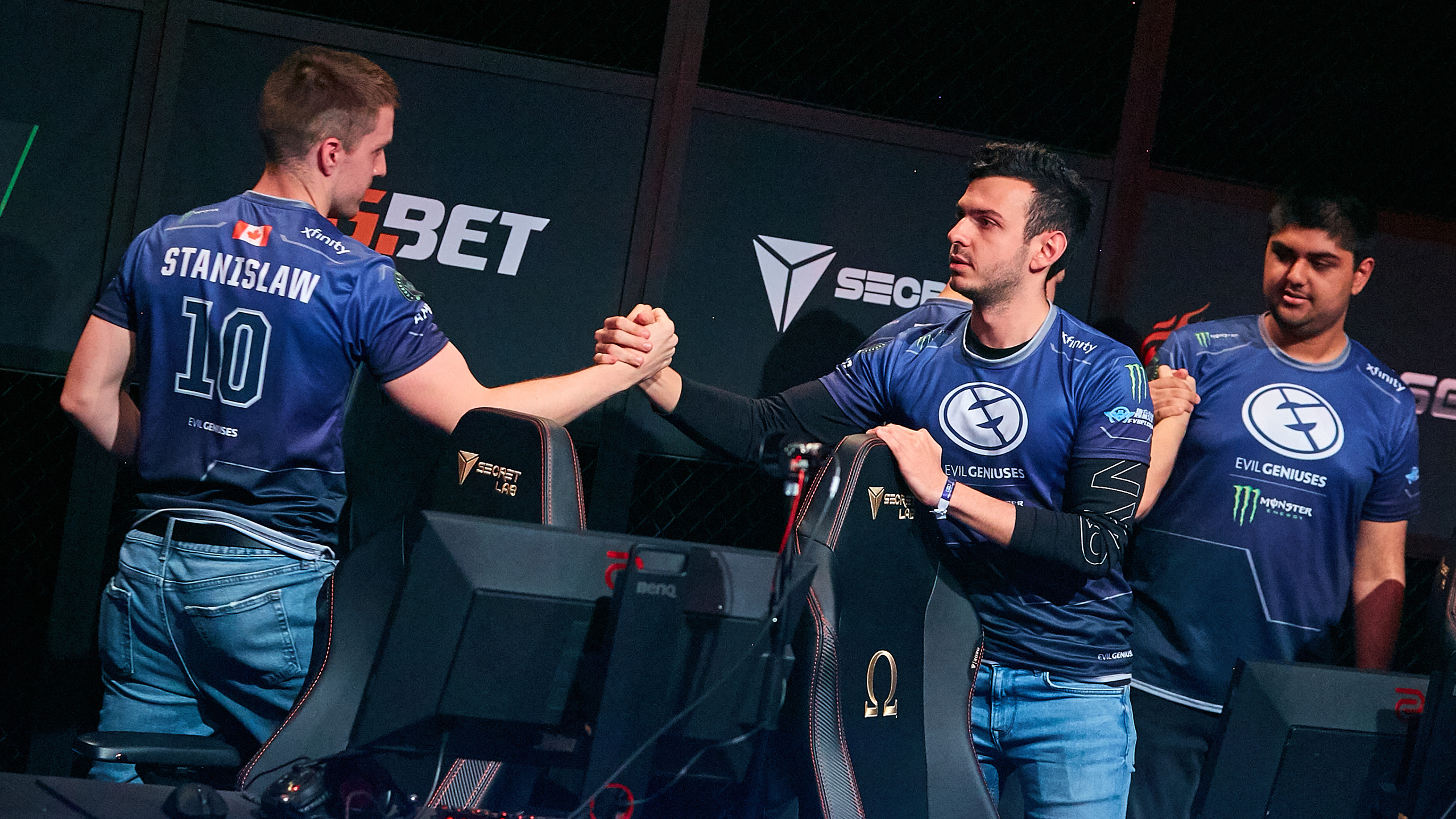 Evil Geniuses, StarSeries i-League CS:GO Season 8