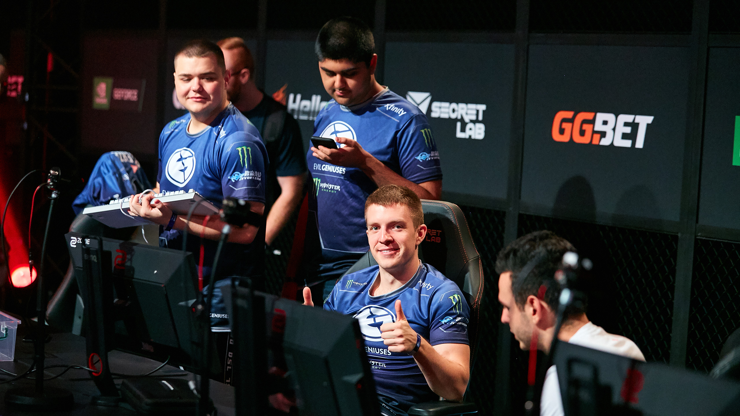 Evil Geniuses StarSeries i-League CS:GO Season 8