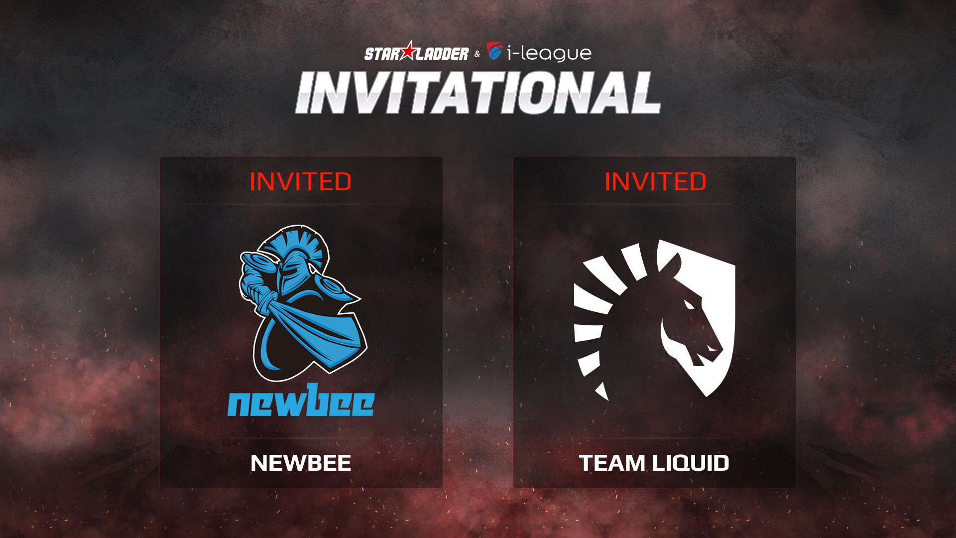 Team Liquid and Newbee received direct invites to Invitational