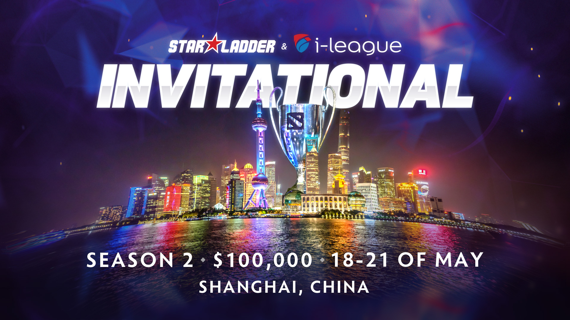 SL i-League Dota 2 Invitational Season 2