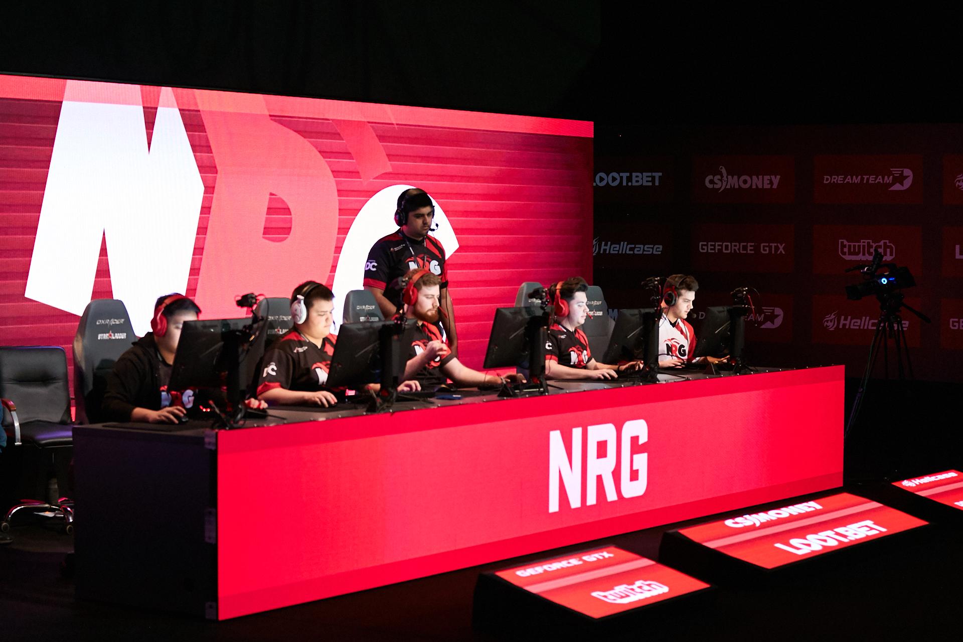 NRG Esports CS:GO