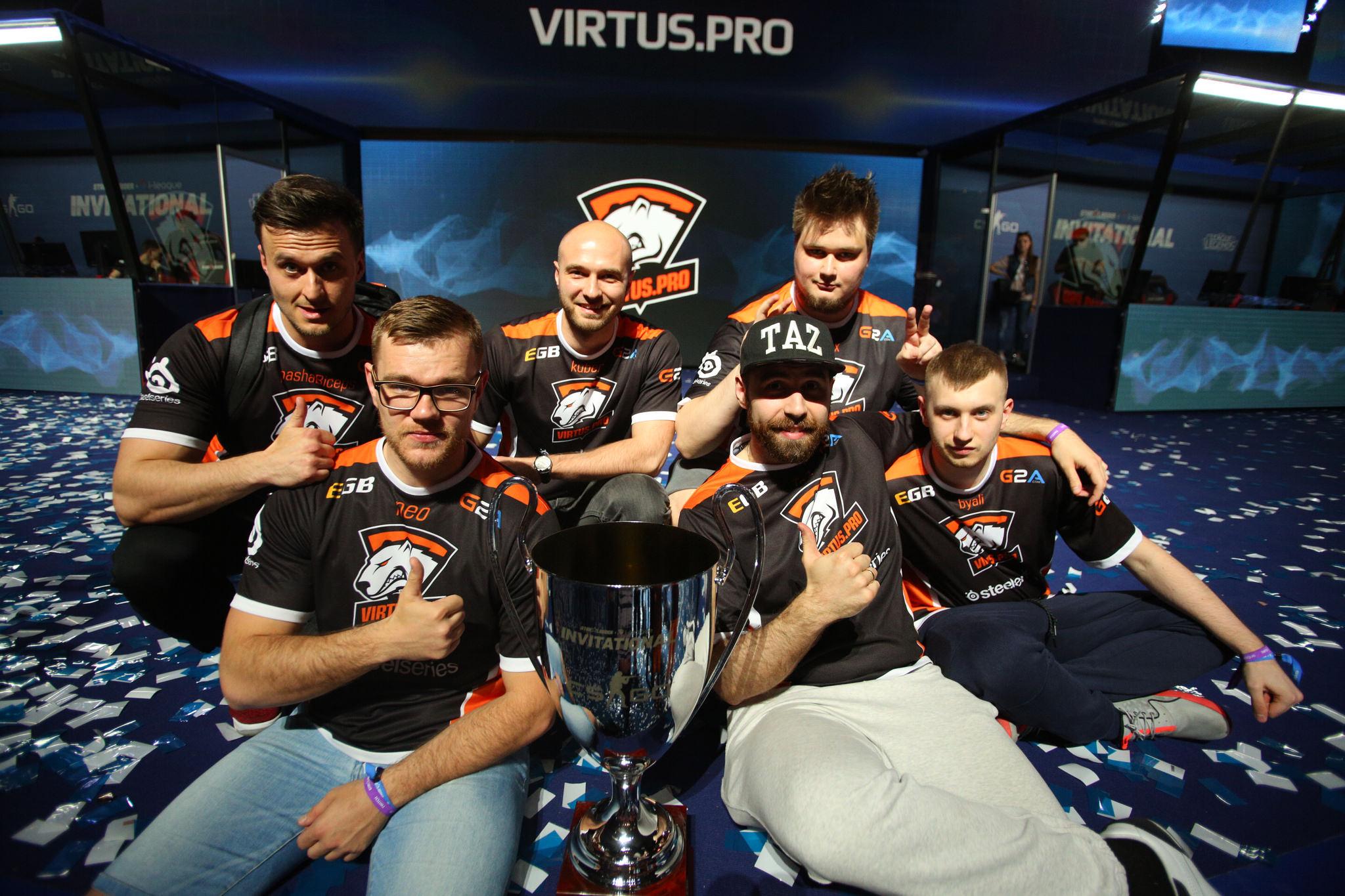 Virtus.pro CS:GO
