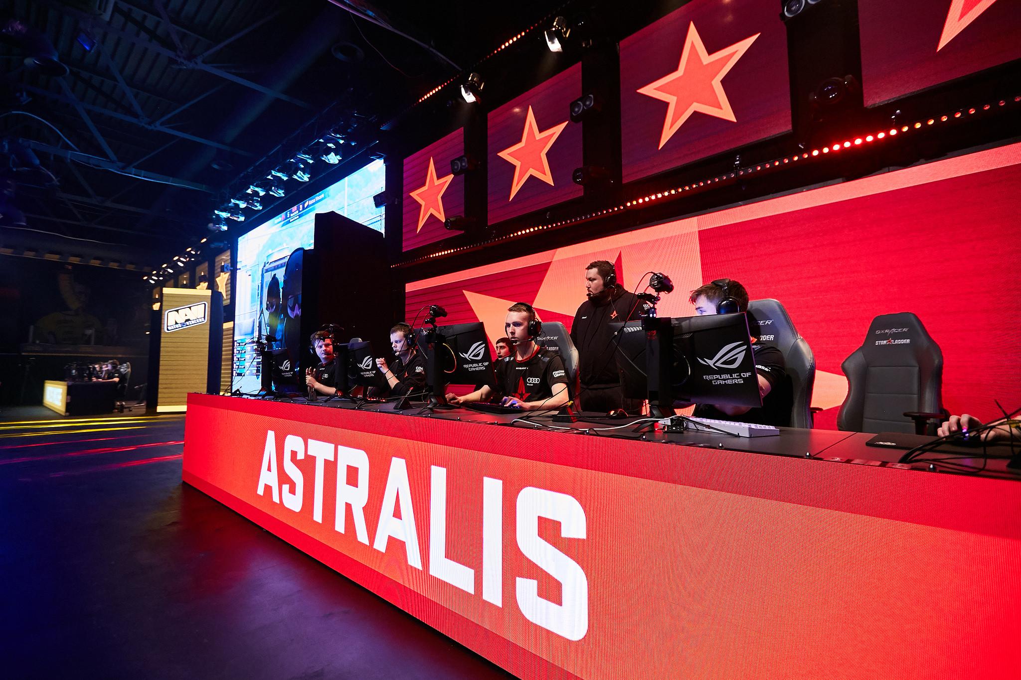 Astralis CS:GO