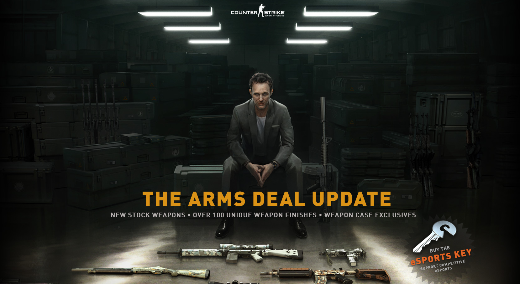 Arms Deal Update