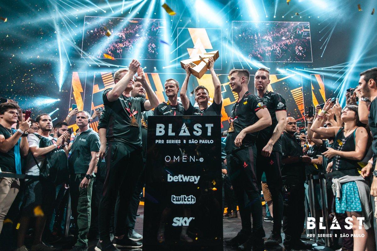 Astralis win BLAST