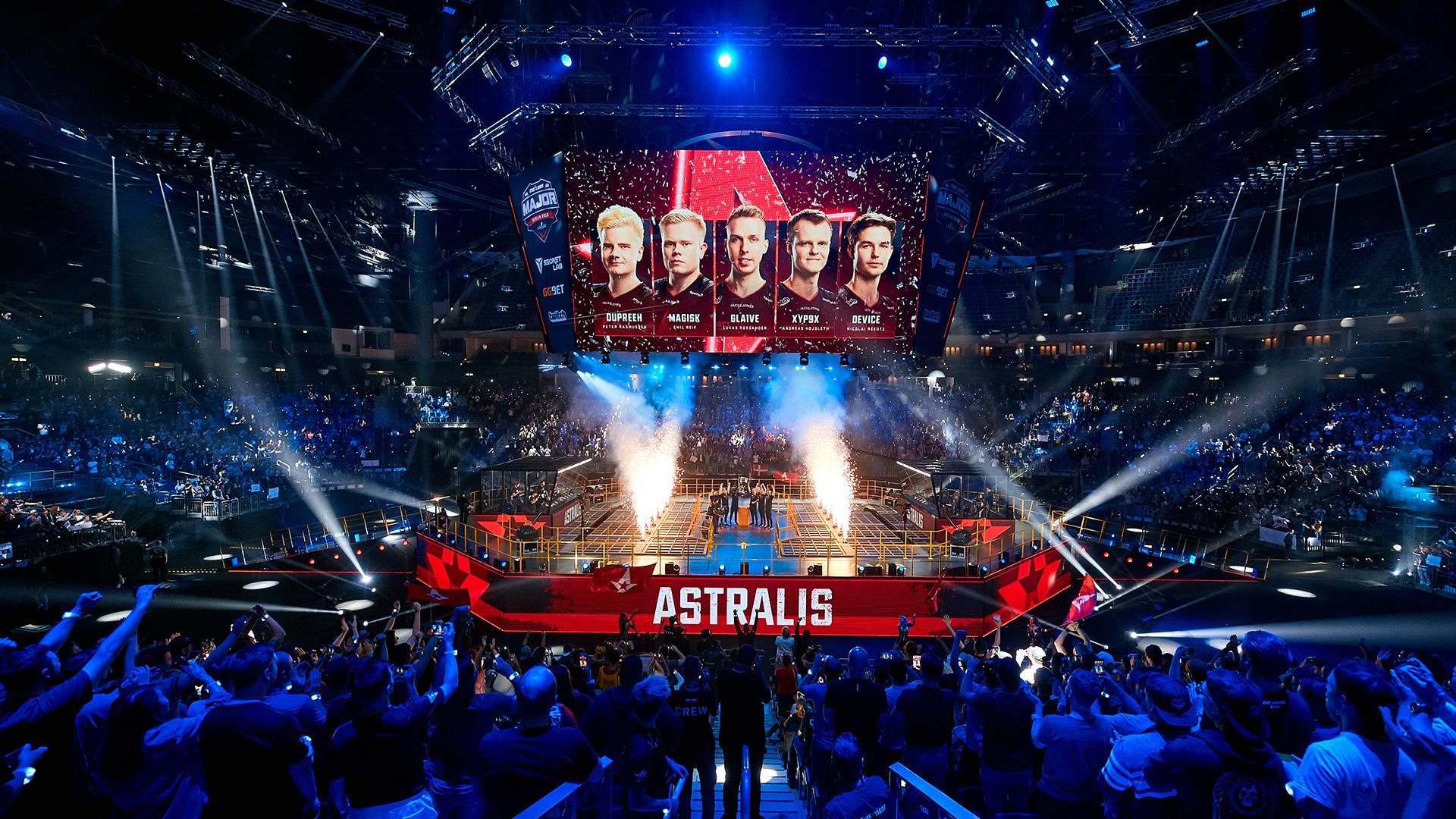 Astralis win Major
