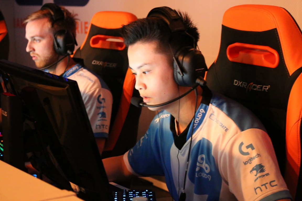 Stewie, Cloud9, CS:GO