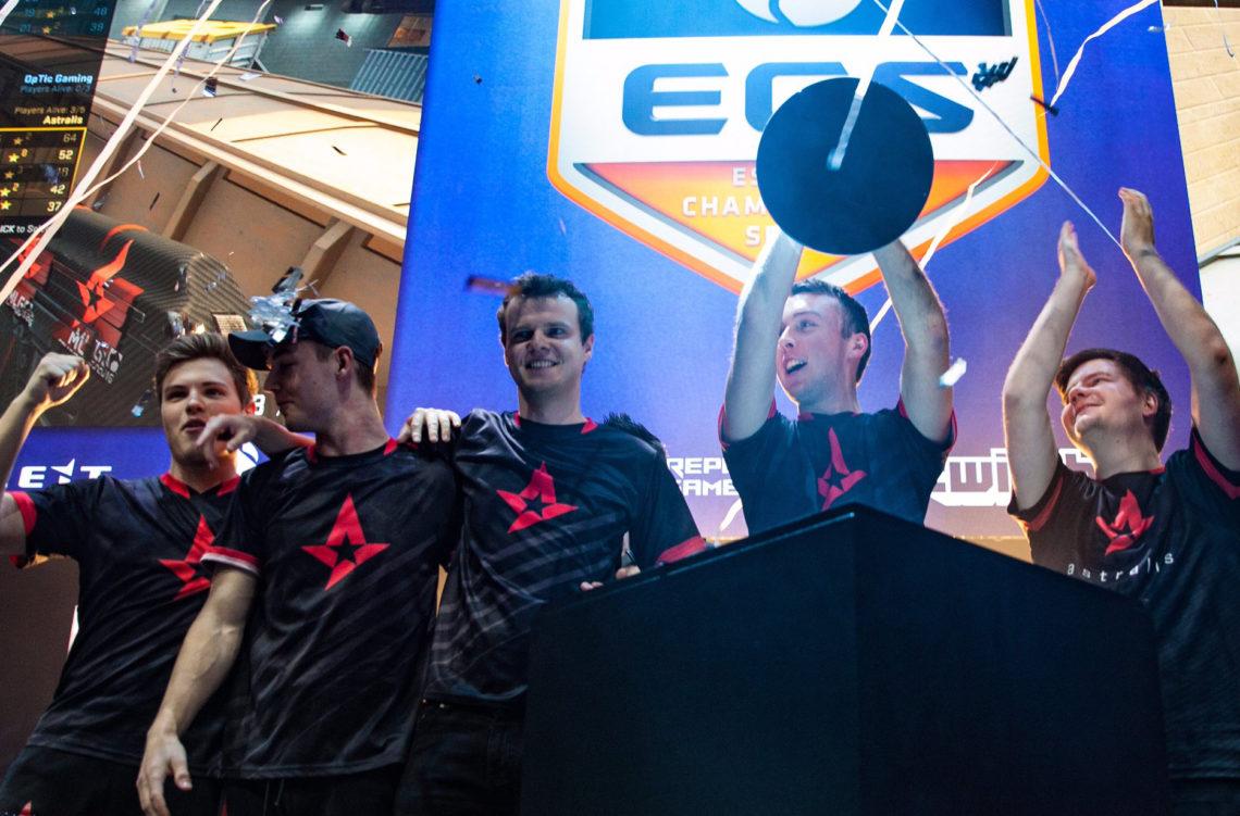 Astralis win ECS