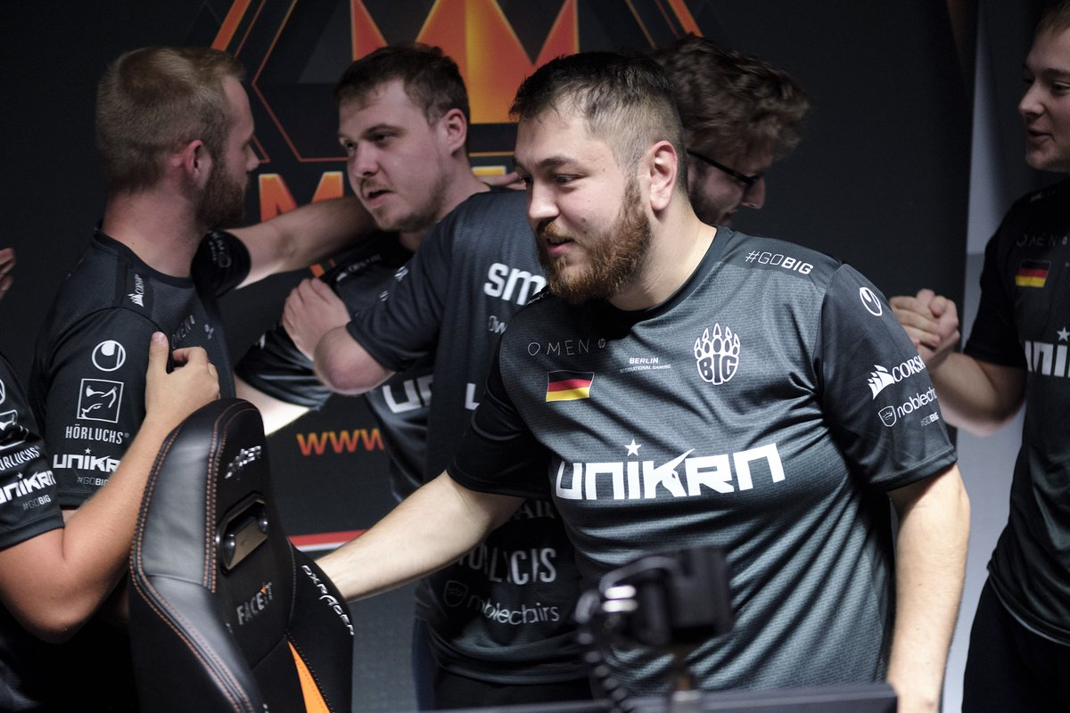 BIG FACEIT Major
