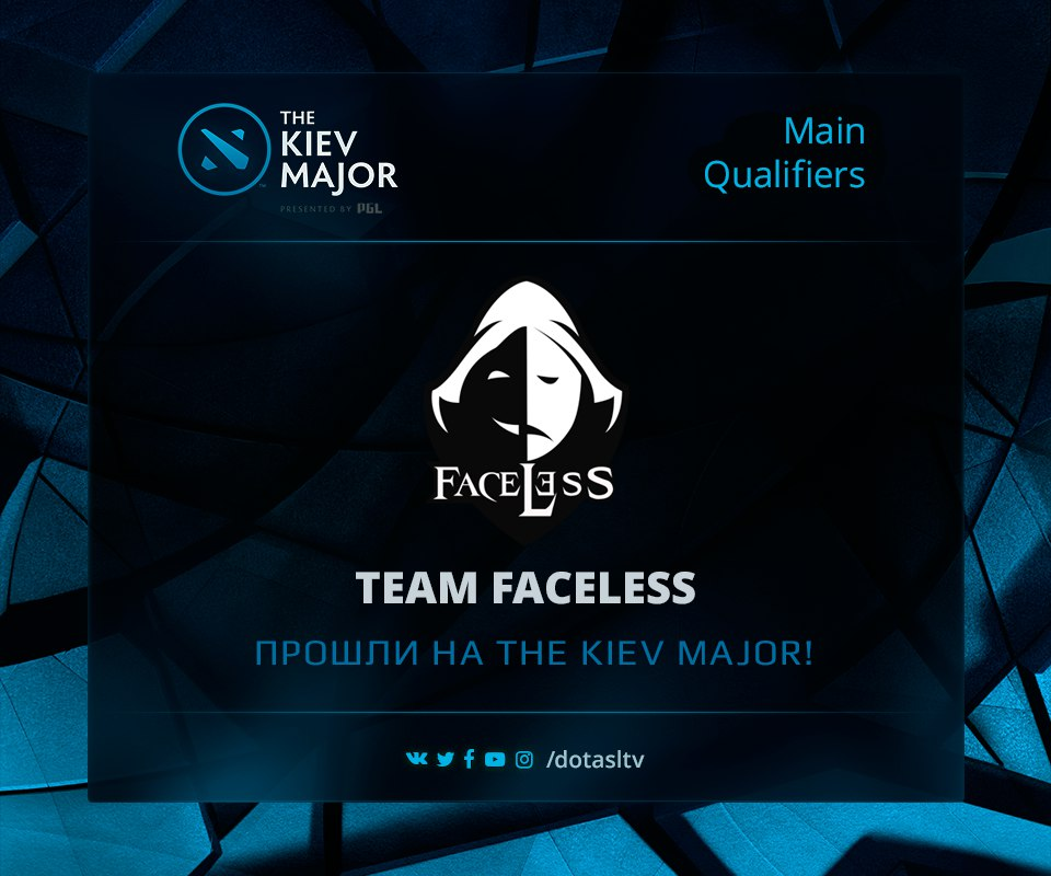 Team Faceless, SLTV