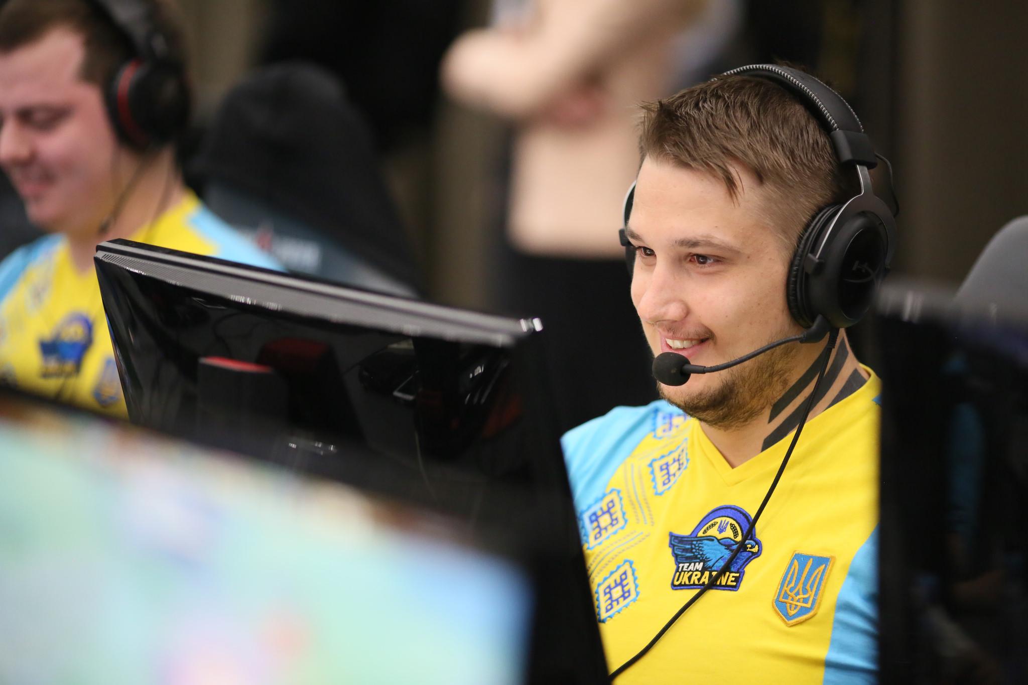 Team Ukraine secure a spot at WESG EU Finals - starladder com