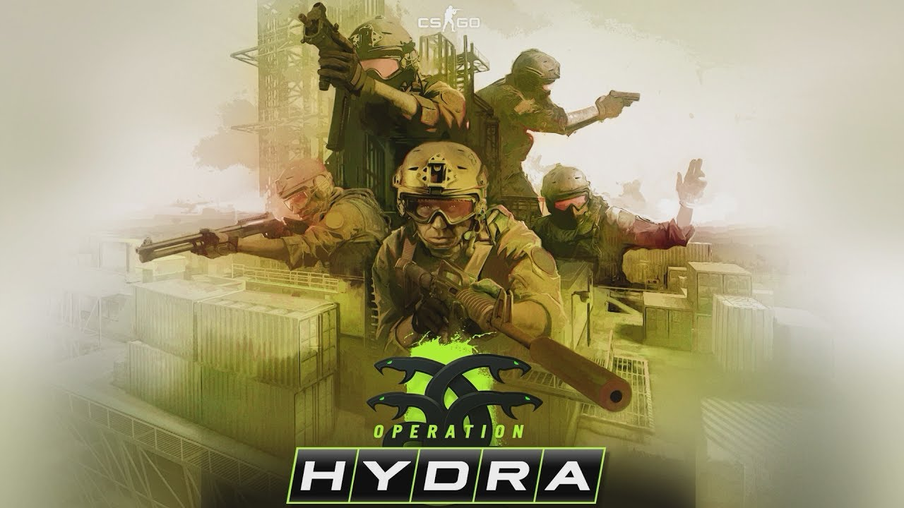Operation Hydra CS:GO