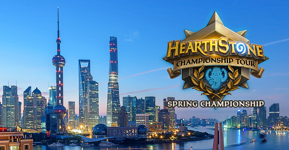 Hearthstone Championship Tour Spring 2017