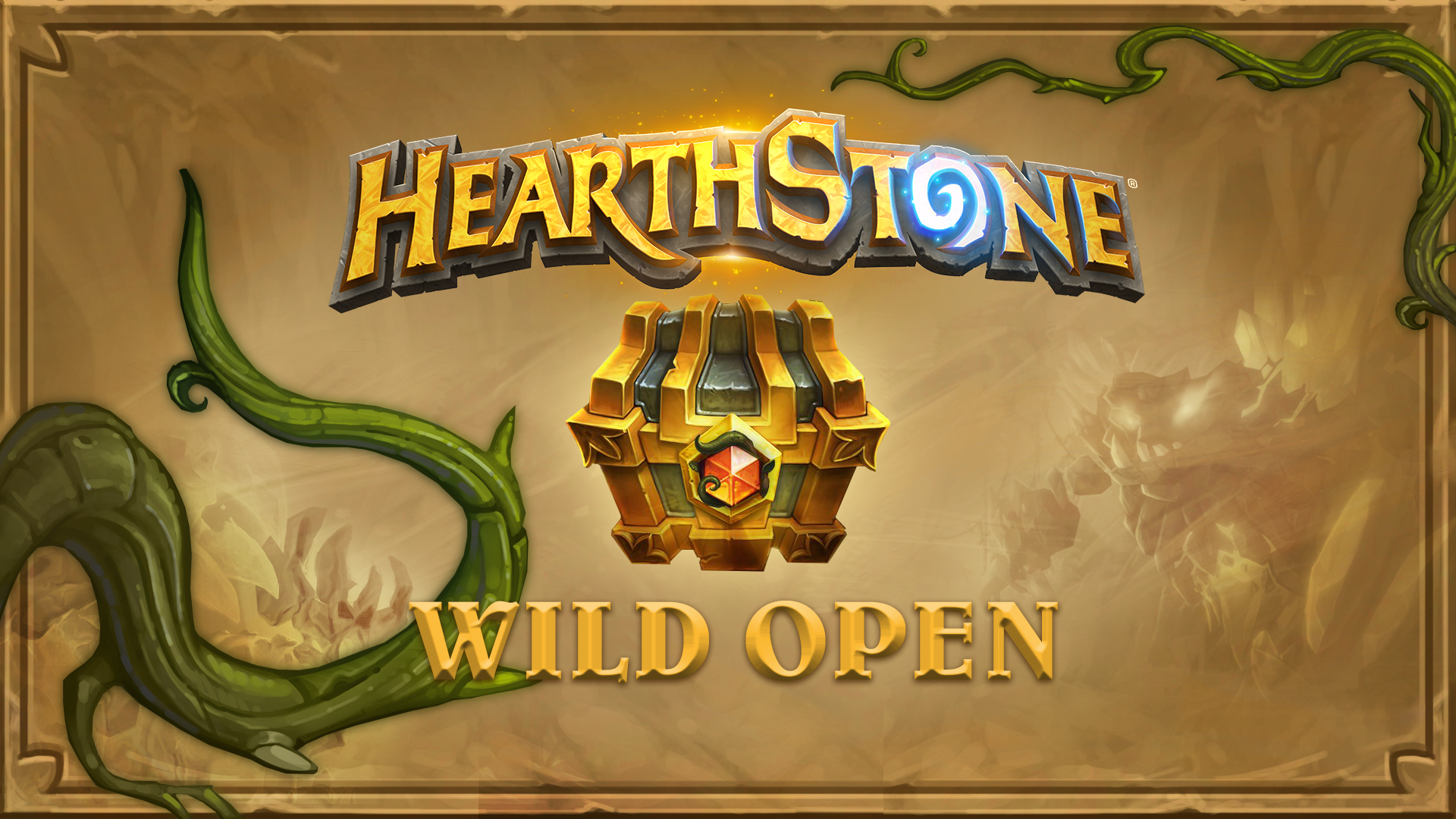 Hearthstone Wild Open