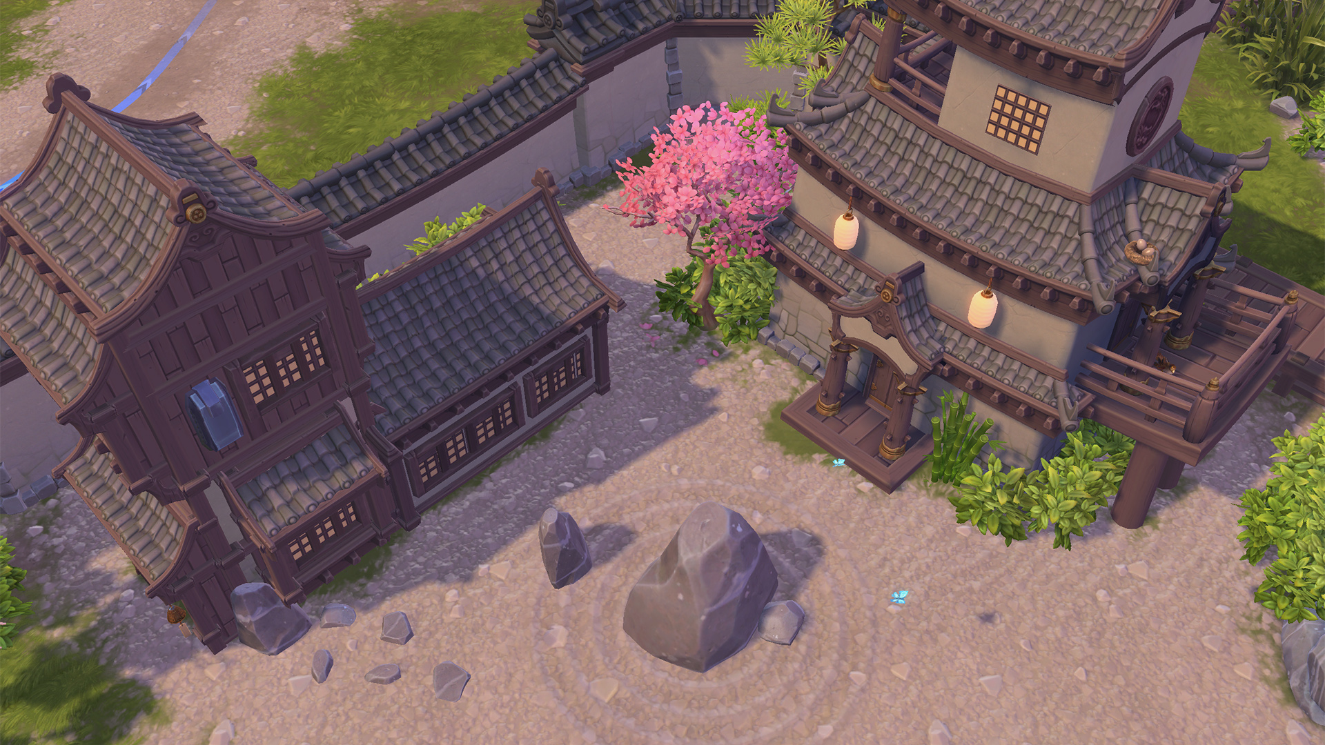 Hanamura Heroes of the Storm