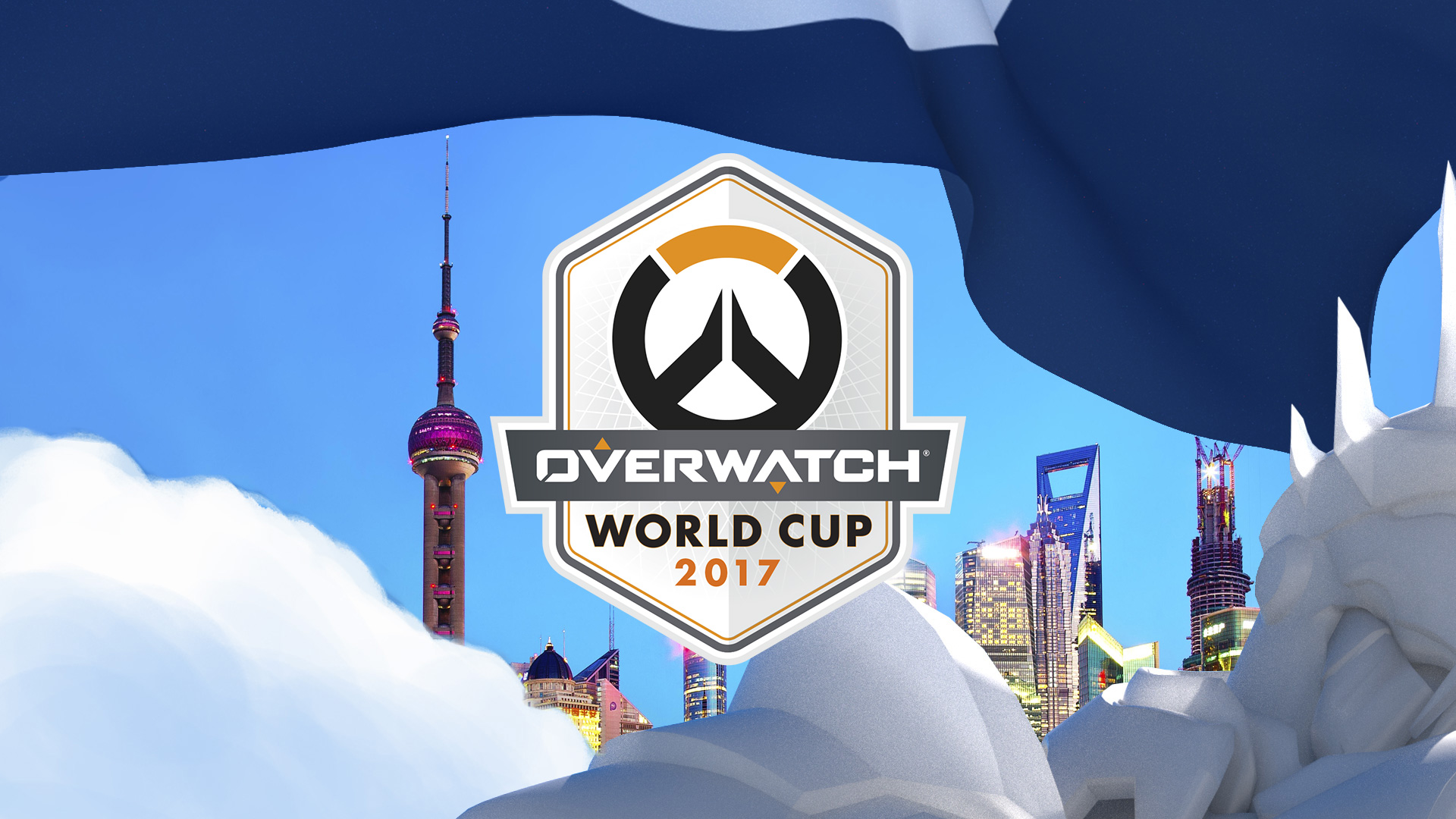 Overwatch World Cup Shanghai