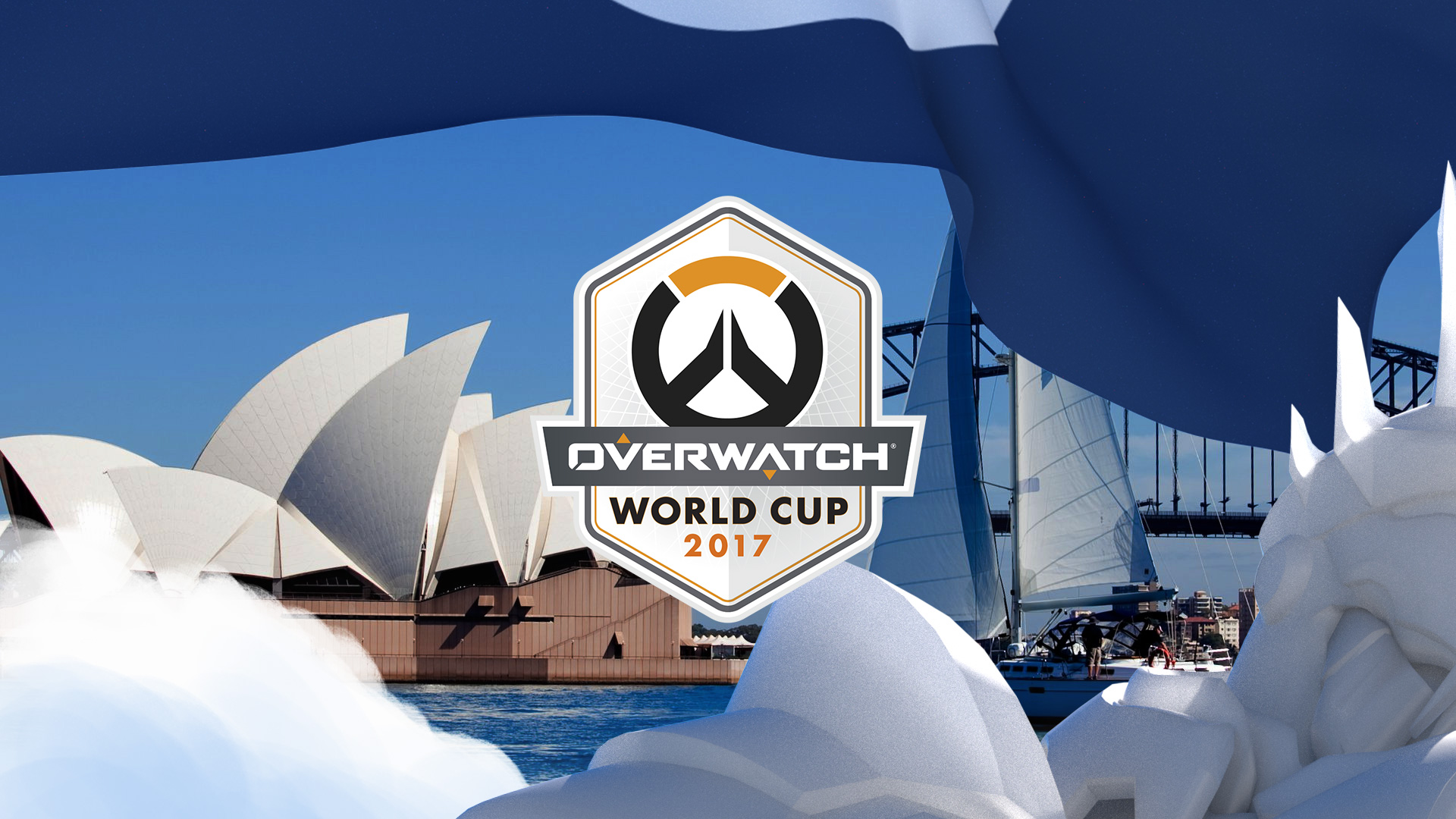 Overwatch World Cup Australia