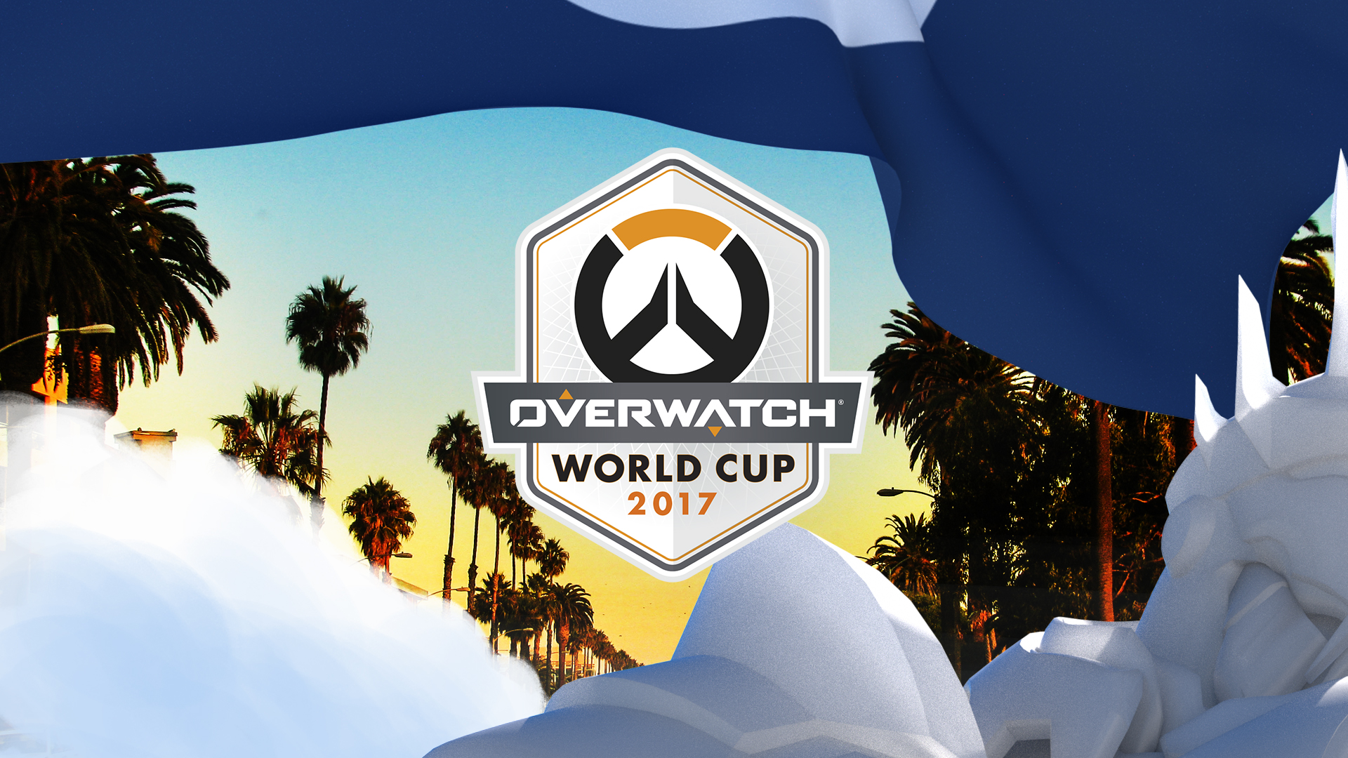 Overwatch World Cup Santa-Monica