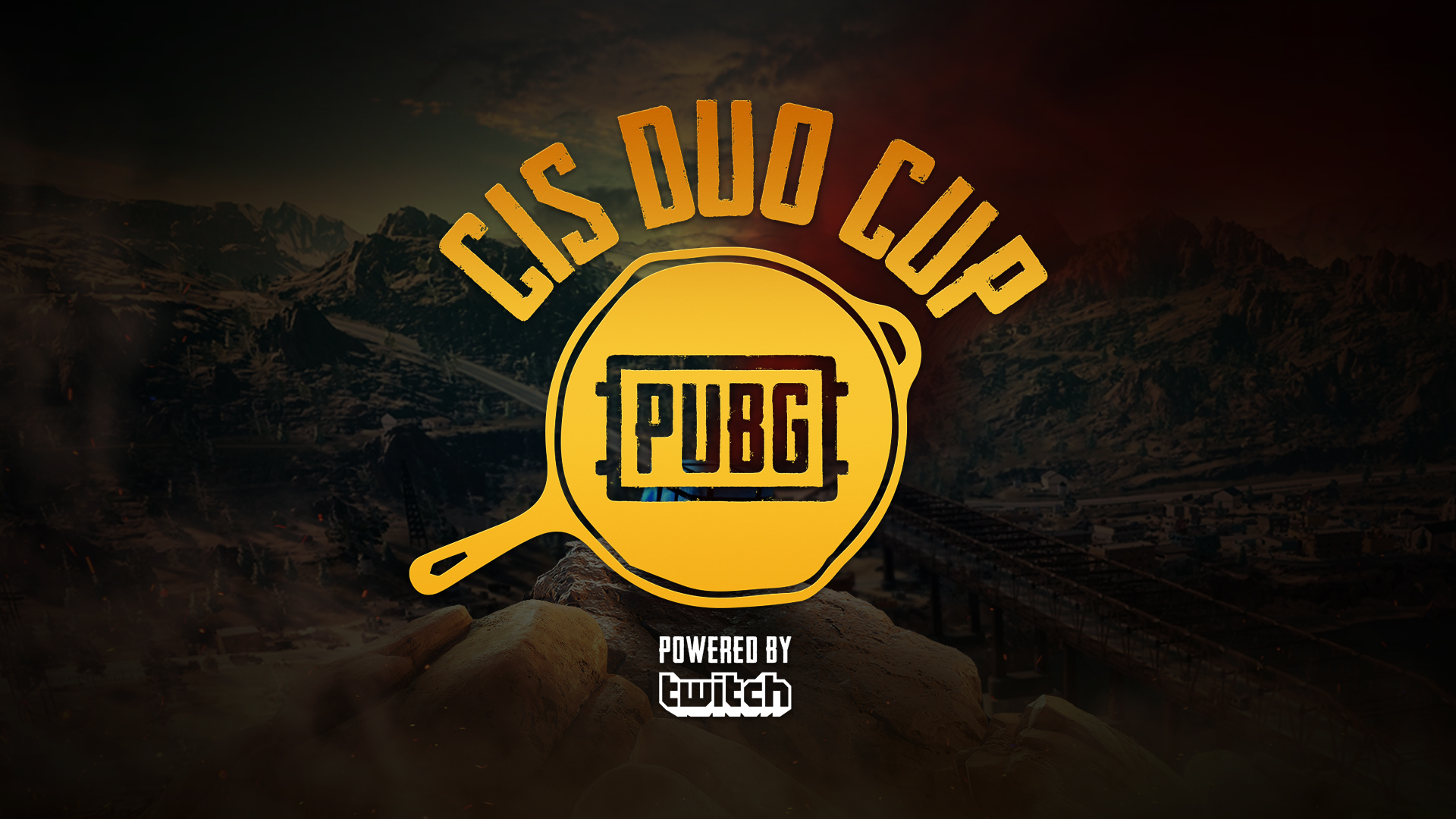 Pubg Logo: StarLadder And Twitch To Hold A Series Of PUBG Tournaments
