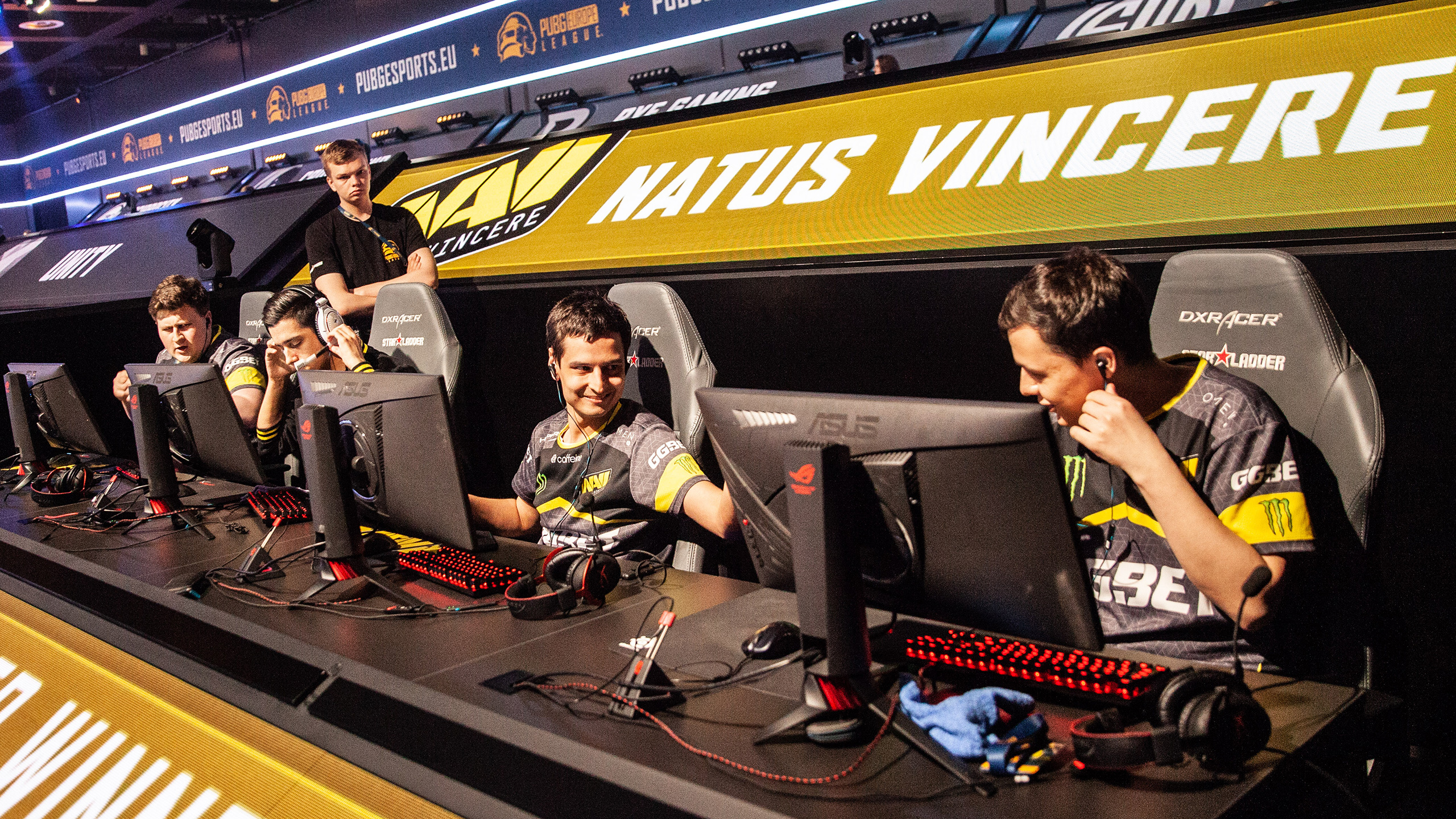 Natus Vincere PUBG Europe League PEL