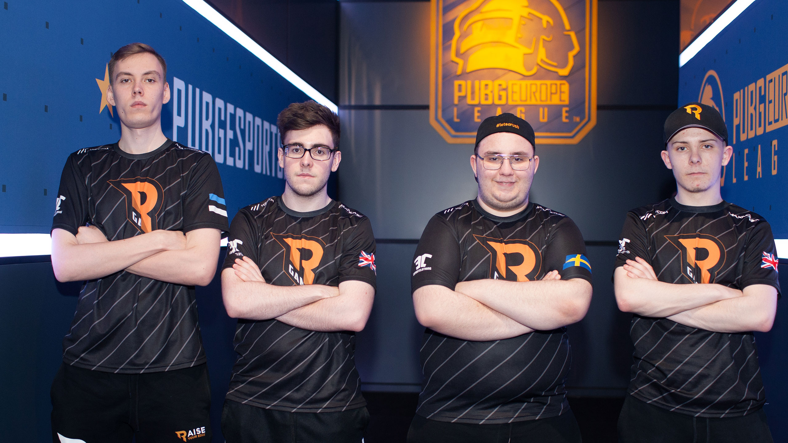 Raise Your Edge Gaming, RYE Gaming, PUBG Europe League