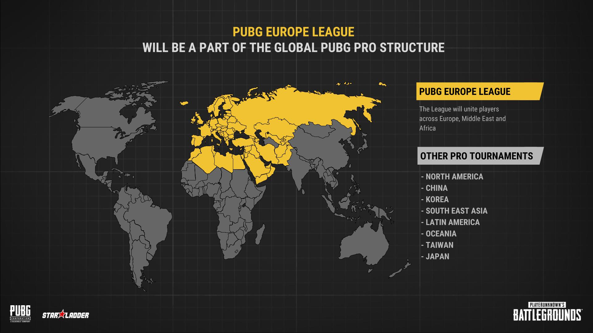 Pubg Corp And Starladder To Launch First European Professional
