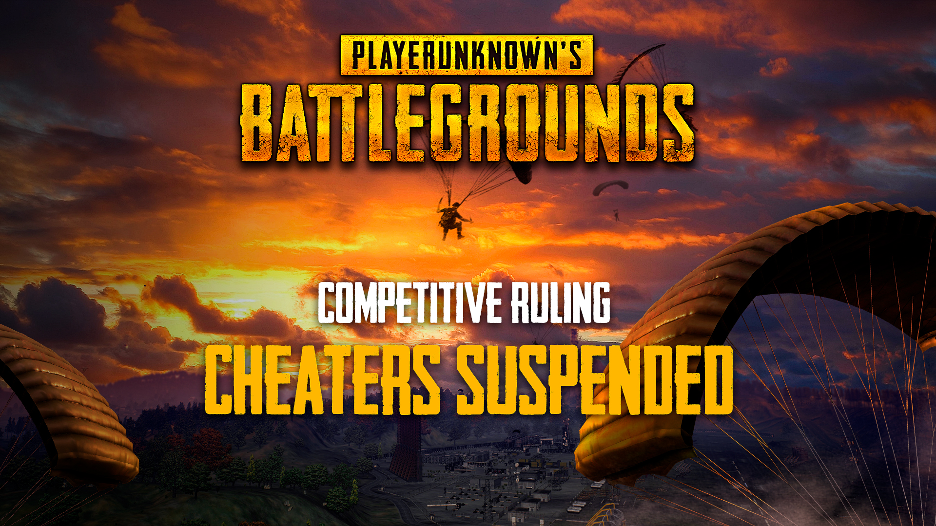 PUBG pro-players have been banned from competitive, including PEL