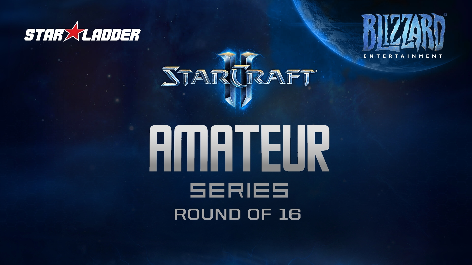 Amateur Series Round of 16