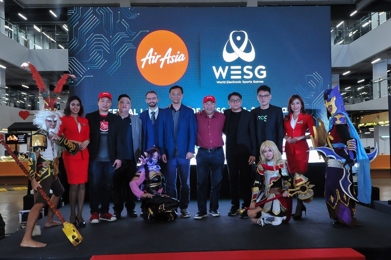 Welcome the third season of WESG 2018! - WESG 2018-2019 Ukraine