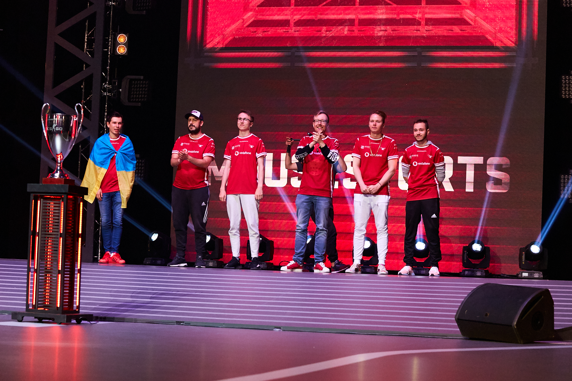 mousesports to fight in the semifinals at StarSeries i-League S5