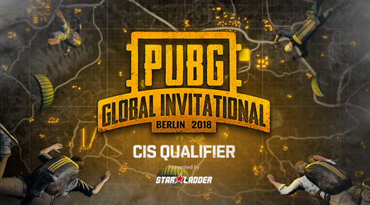 PGI CIS Qualifiers presented by StarLadder