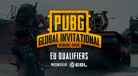 PGI EU Qualifiers presented by ESL
