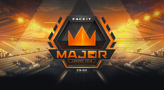 FACEIT Major: London 2018
