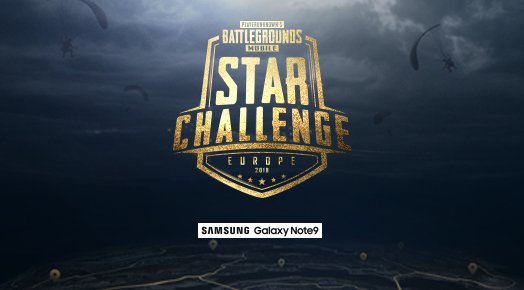 PUBG MOBILE STAR CHALLENGE- EUROPE FINAL