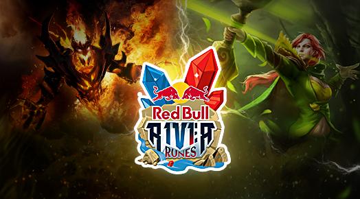 Red Bull River Runes