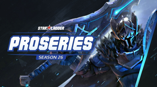StarLadder Pro League Season 26