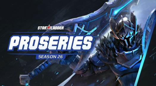 StarLadder Pro League Season 26