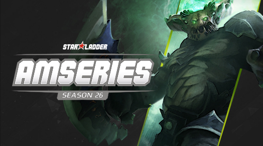 StarLadder AM League Season 26