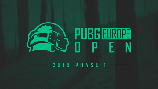 PEL Open League Phase 1 - Europe: East
