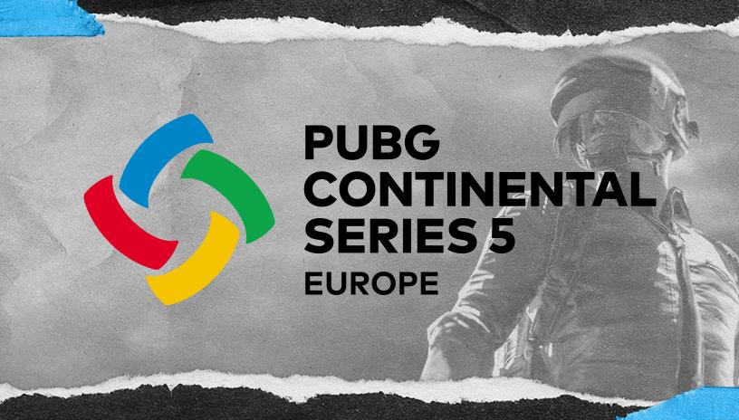 PCS5 Europe Open Qualifier: Europe West