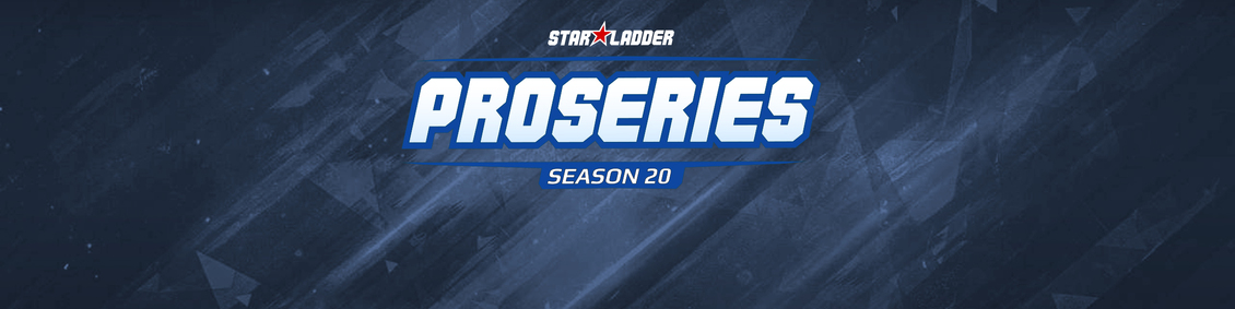 StarLadder Dota 2 ProSeries Season 20