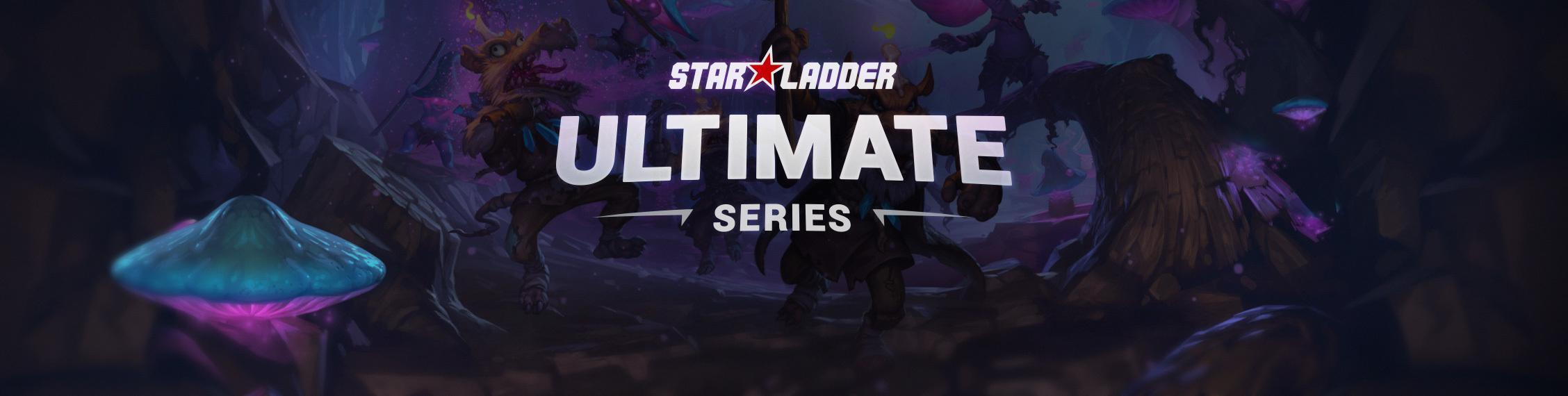 StarLadder Hearthstone Ultimate Series