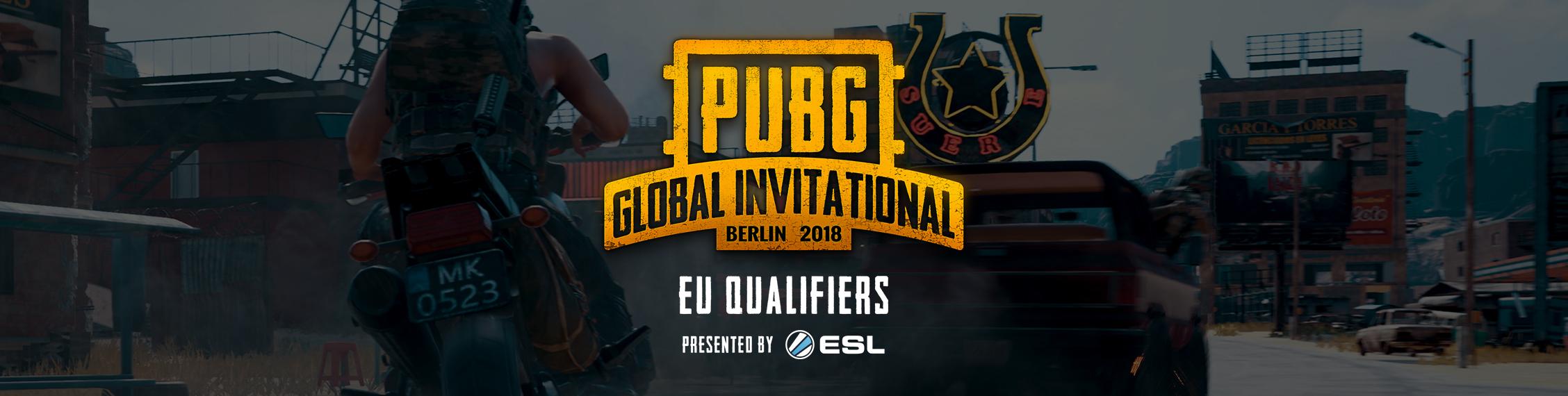 PGI EU Qualifiers presented by ESL