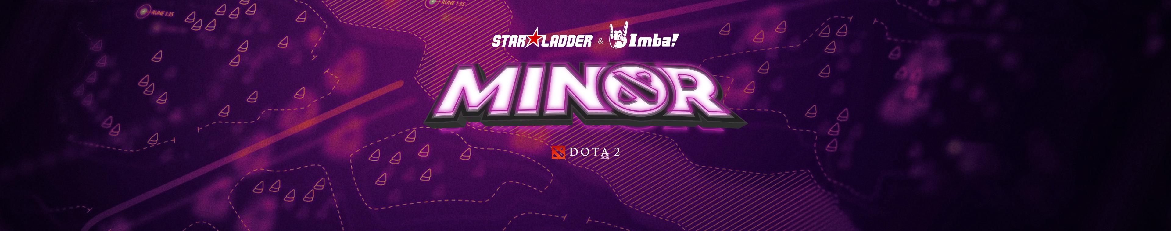 StarLadder ImbaTV Dota 2 Minor